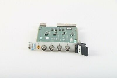 National Instruments Ni Pxi-4462 204.8 Kss 4-input Pxi Sound Vibration Module