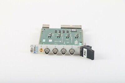 National Instruments Ni Pxi-4462 204.8 Kss 4-input Pxi Sound Vibration Module