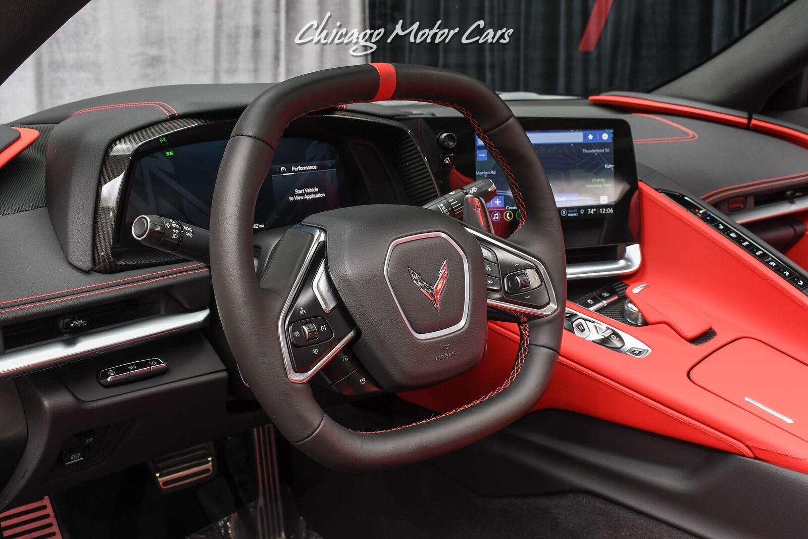 2021 Black Chevrolet Corvette Convertible Z51   C7 Corvette Photo 10