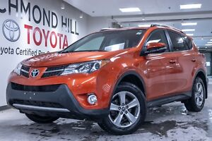 2015 Toyota RAV4 XLE AWD] Heated seats]Backup camera]bluetooth]A