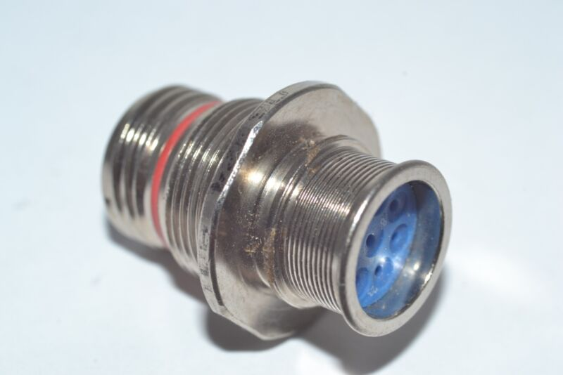 8 Pin Glenair Circular Mil Spec Connector