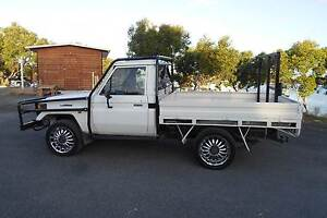 1994 Toyota LandCruiser Ute Steiglitz Gold Coast North Preview