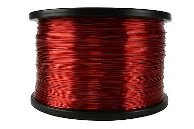 Temco Magnet Wire 22 Awg Gauge Enameled Copper 5lb 155c 2507ft Coil Winding