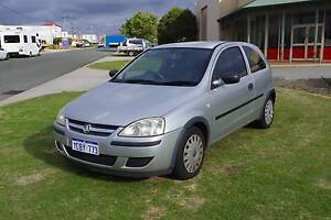 Low 99,000 kms - 5 Months Rego - 2005 Holden Barina Hatchback Wangara Wanneroo Area Preview