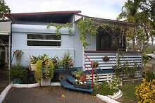 Permanent onsite caravan with hard annex, large patio, carport Parkhurst Rockhampton City Preview