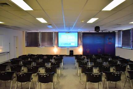 River Room meeting space available for lease