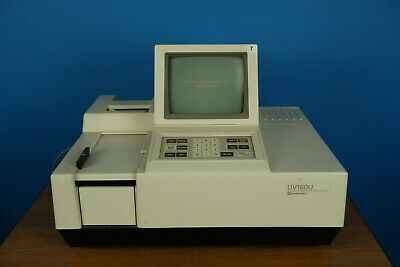 Shimadzu Uv160u Uv-visible Spectrophotomer Tested Working Condition - Excellent