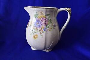 Alfred Meakin England flower jug/pitcher Queens Park Canning Area Preview