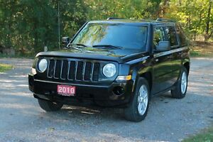 2010 Jeep Patriot Sport/North CERTIFIED