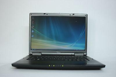 "BEST Laptop Fujitsu Esprimo Mobile D9500 15.4"" Core Duo 2GB 250GB Windows Vista"