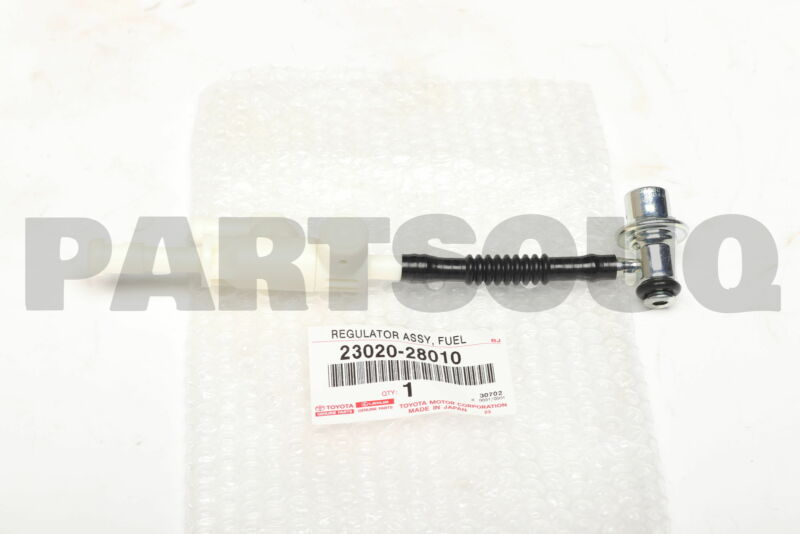 2302028010 Genuine Toyota Regulator Assy, Fuel Pressure W/jet Pump 23020-28010
