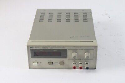 Hp Agilent Keysight E3611a 0-15 Volt 3a Dc Power Supply