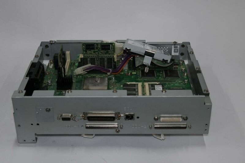XEROX DOCUCOLOR 3535 FORMATTER MAIN CONTROL BOARD 160K90570 WITH 20GB HDD