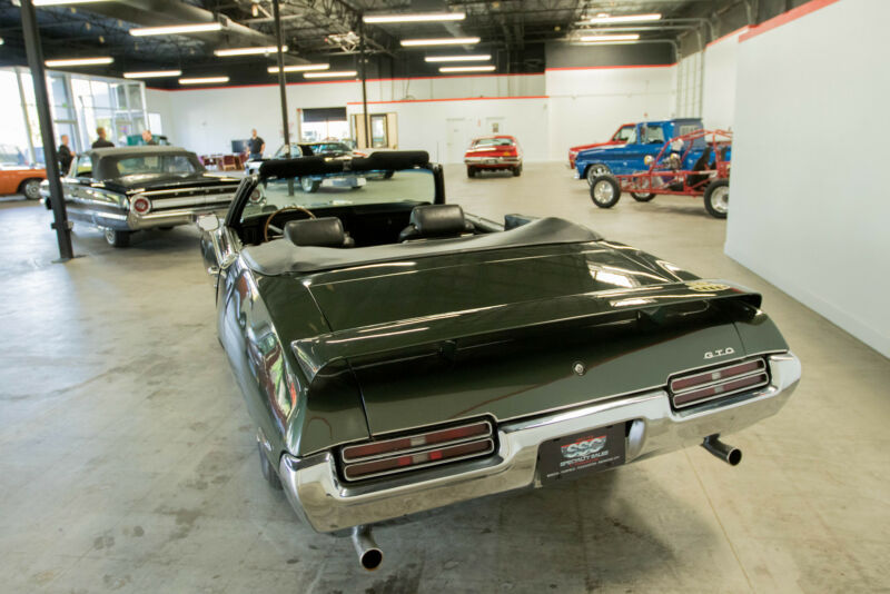 Image 6 Voiture Américaine de collection Pontiac GTO 1969