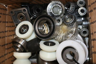 Lot Of Assorted Bearings 35 Lbs.