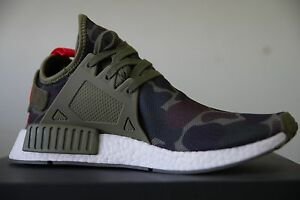 Adidas NMD XR1 Duck Olive Camo Berowra Hornsby Area Preview
