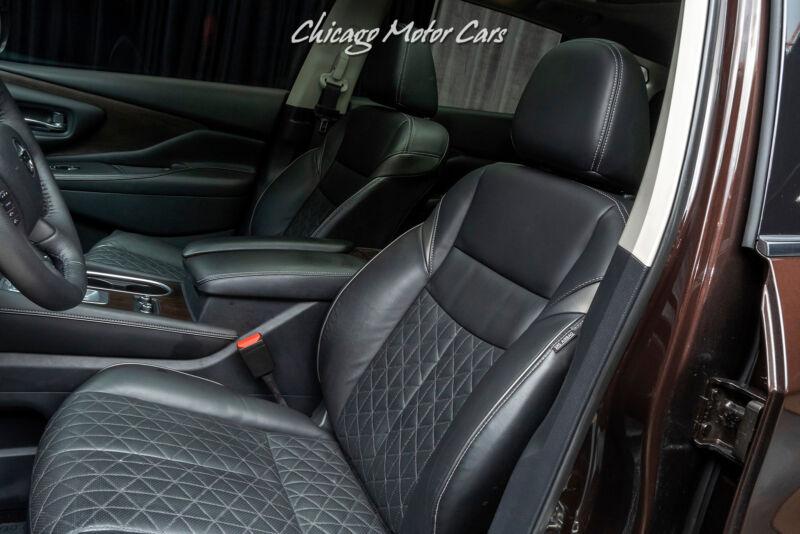 Image 10 Voiture Asiatique d'occasion Nissan Murano 2019