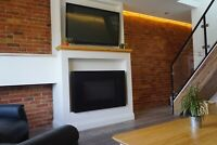 Subletting 3 BR Furnished Stunning Newly Renovated