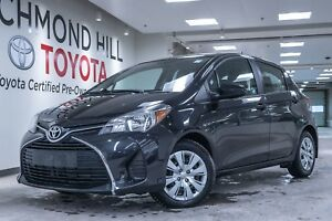 2016 Toyota Yaris LE|Bluetooth|Keyless entry|Aux/usb