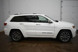 2017 Jeep Grand Cherokee Overland LEATHER | HTD & VNTD SEATS...