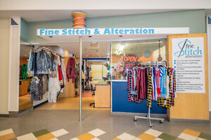 Successful Alteration & Dry Cleaning Business for sale!