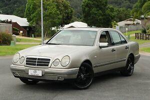 1997 Mercedes-Benz E230 Sedan Cairns Cairns City Preview