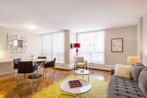 Well Lit 1 Bedroom in CSL | Stainless Steel Appliances!