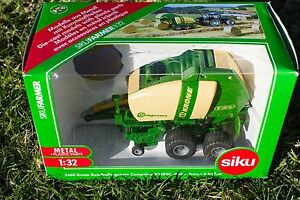 SIKU Farmer 2460 Comprima V150XC Baler Scale 1:32 - NEW Manly West Brisbane South East Preview