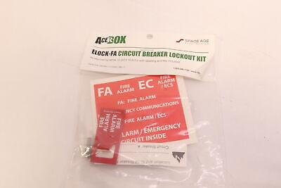 Space Age Fire Lockout Kit E-series - Elock-fa