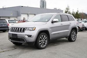 2018 Jeep Grand Cherokee Limited - NAVI, LEATHER, SUNROOF!
