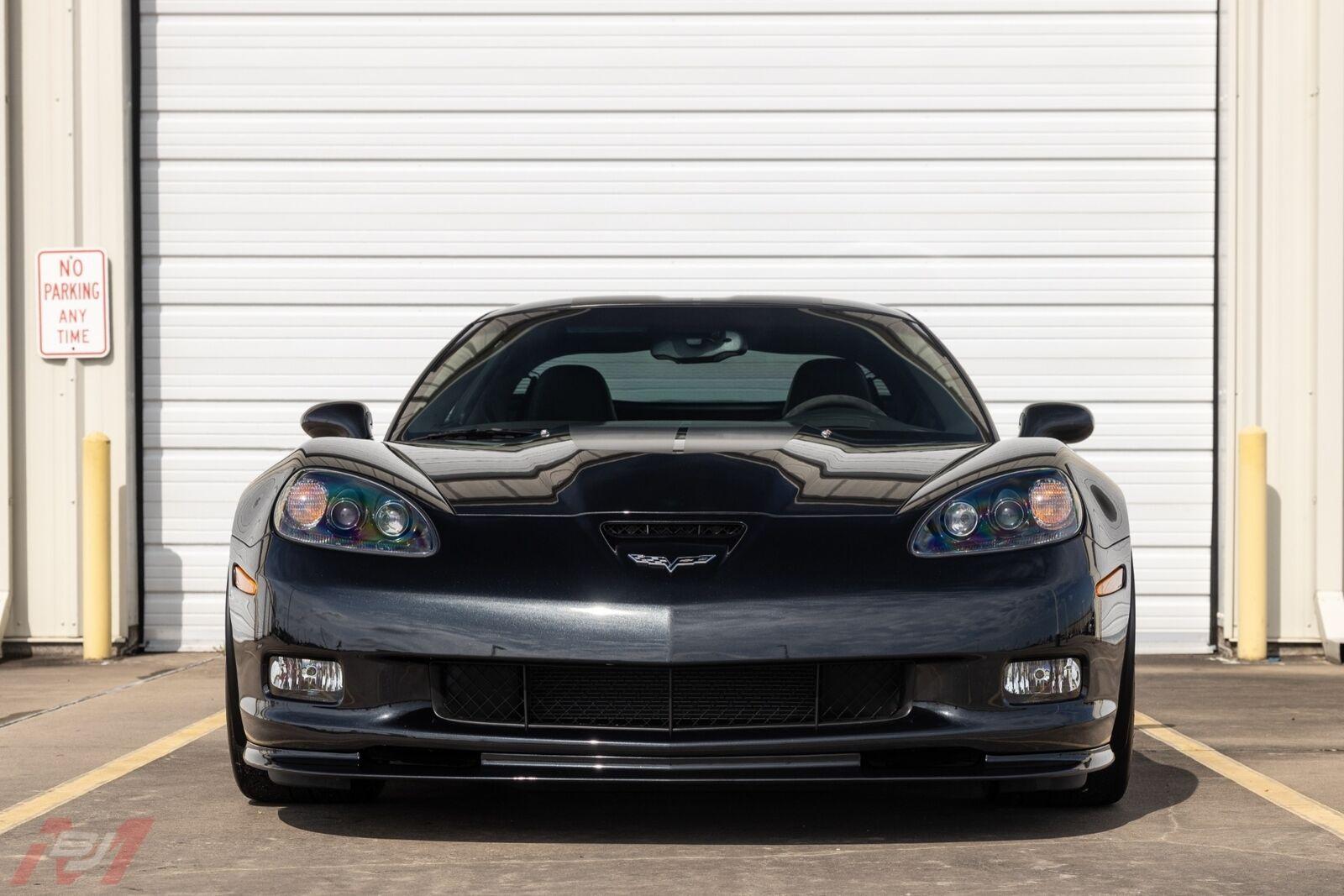 2012 Carbon Flash Metallic Chevrolet Corvette Z06    C6 Corvette Photo 6