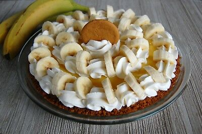BANANA CREAM PIE  Candle Fragrance 1oz  Oil, scent crafts