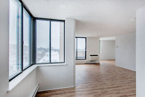 2 Bedroom Suite over 2 Floors- Unique Space Available!