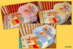 Tigger Cot Bedding Set