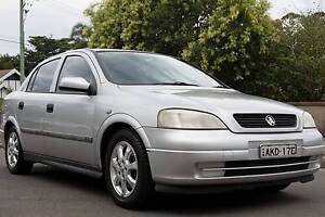 2001 Holden Astra Sedan Hornsby Hornsby Area Preview
