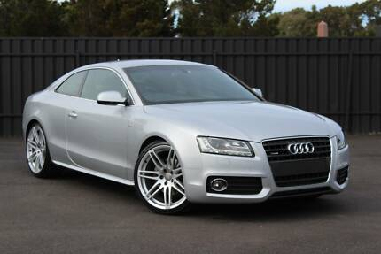 2010 Audi A5  Quattro Coupe North Brighton Holdfast Bay Preview