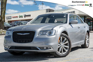 2016 Chrysler 300 LTD+AWD+NAV+PAN-ROOF