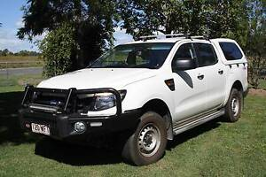 2014 Ford Ranger XL PX Ute with ARB Canopy and Loads of Extras Kalbar Ipswich South Preview