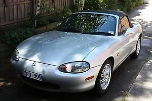 1999 Mazda MX-5 Convertible Langwarrin Frankston Area Preview