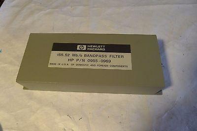 Agilenthp 0955-0969 Bandpass Filter