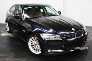 2011 BMW 335d CLEAN CARPROOF | MOONROOF | AUTO | HEATED SEATS...