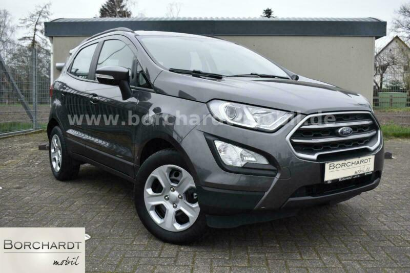 Ford EcoSport Cool&Connect #Navi #Kamera #1.Hand