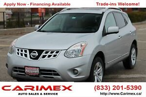 2013 Nissan Rogue SL NAVI | AWD | Leather | Sunroof