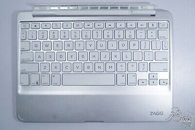 ZAGG - ZaggFolio Replacement Bluetooth keyboard for Apple iPad Air 2 White (OEM)