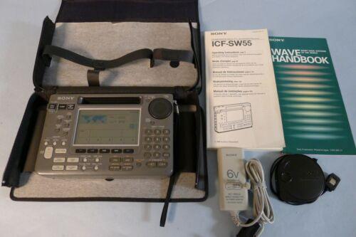 Sony ICF-SW55 Shortwave Radio
