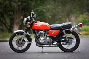 Honda CB350F 1972 In Excellent Condition Oatley Hurstville Area Preview