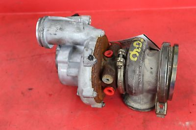 2009-2012 BMW 750i 4.4L Twin Turbo Left Turbo Supercharger 4571543