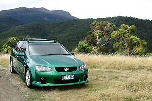 2010 Holden Commodore SV6 Wagon Kingston Kingborough Area Preview