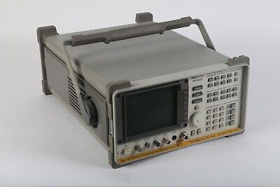Hp 8563e 9 Khz To 26.5 Ghz Portable Spectrum Analyzer W Opts 001006007008
