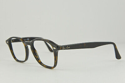 WIDE! FRAMES ONLY! Ray-Ban eye glasses eyeglasses RB 5352 2012 52-19 145 (Wide Eye Glasses)